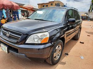Honda Pilot 2007 Black | Cars for sale in Lagos State, Abule Egba