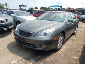 Lexus ES 2005 330 Green | Cars for sale in Lagos State, Apapa