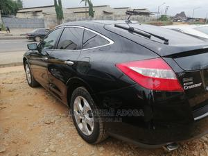Honda Accord CrossTour 2010 EX-L AWD Black | Cars for sale in Lagos State, Alimosho