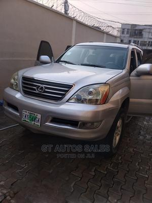 Lexus GX 2005 470 Sport Utility Silver | Cars for sale in Lagos State, Ojodu