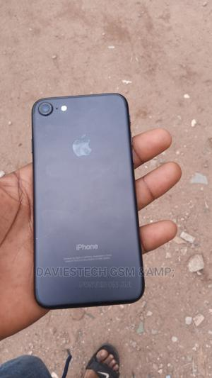 Apple iPhone 7 32 GB Black | Mobile Phones for sale in Kwara State, Ilorin South