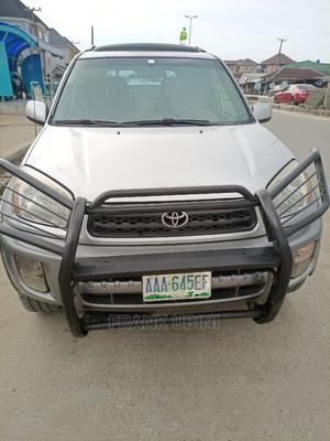 Toyota RAV4 2003 Automatic Silver | Cars for sale in Rivers State, Obio-Akpor