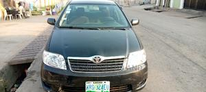 Toyota Corolla 2005 LE Black | Cars for sale in Lagos State, Ikeja