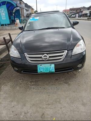 Nissan Altima 2006 Black | Cars for sale in Rivers State, Obio-Akpor