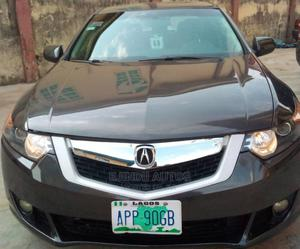 Acura TSX 2010 Black | Cars for sale in Lagos State, Abule Egba