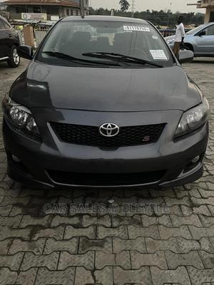 Toyota Corolla 2009 Gray   Cars for sale in Oyo State, Ibadan
