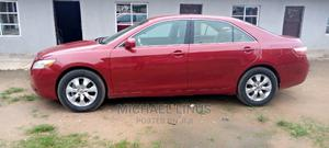Toyota Camry 2008 2.4 LE Red | Cars for sale in Abuja (FCT) State, Gwagwalada
