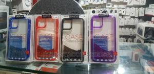Glitter Liquid Bling Clear Case for iPhone Series   Accessories for Mobile Phones & Tablets for sale in Lagos State, Ikeja