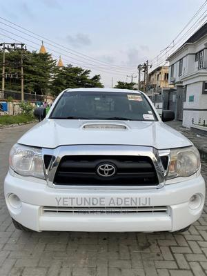 Toyota Tacoma 2009 White   Cars for sale in Lagos State, Lekki