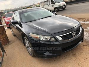 Honda Accord 2010 Coupe LX-S Black   Cars for sale in Lagos State, Ikeja