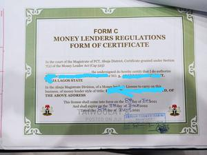 Business Registration Licenses. | Legal Services for sale in Lagos State, Ikeja