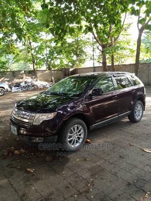 Ford Edge 2007 SE 4dr AWD (3.5L 6cyl 6A) Brown | Cars for sale in Lagos State, Ajah