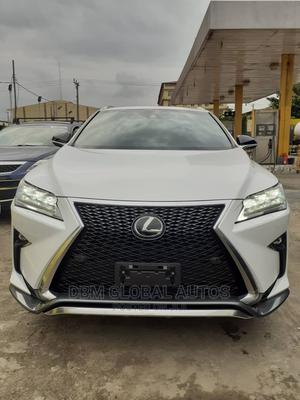 Lexus RX 2019 350 AWD White   Cars for sale in Lagos State, Ojodu