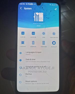 Tecno Camon 12 Pro 64 GB Blue   Mobile Phones for sale in Lagos State, Ojo
