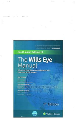 The Wills Eyes Manual 7th Edition   Books & Games for sale in Lagos State, Yaba