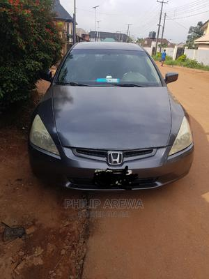 Honda Accord 2005 Automatic Gray | Cars for sale in Edo State, Benin City