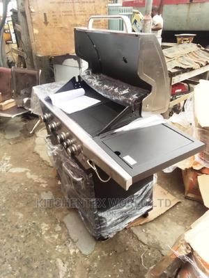 Six Burners Barbecue | Restaurant & Catering Equipment for sale in Lagos State, Ojo