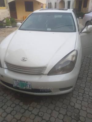 Lexus ES 2005 330 White | Cars for sale in Lagos State, Ikorodu