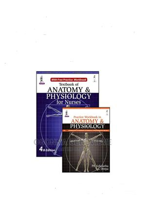 Textbook of Anatomy and Physiology for Nurses   Books & Games for sale in Lagos State, Yaba