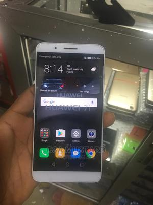 Huawei Honor 7i 32 GB White   Mobile Phones for sale in Lagos State, Ikeja