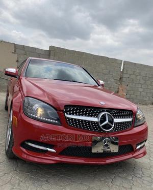 Mercedes-Benz C300 2009 Red | Cars for sale in Lagos State, Ikeja