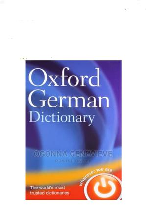 Oxford German Dictionary 3rd Edition   Books & Games for sale in Lagos State, Yaba