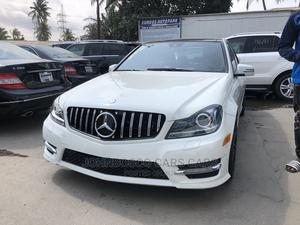 Mercedes-Benz C350 2012 White   Cars for sale in Lagos State, Apapa