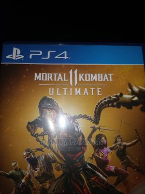 Mortal Kombat 11 Ultimate Edition Ps4 | Video Games for sale in Lagos State, Ojo