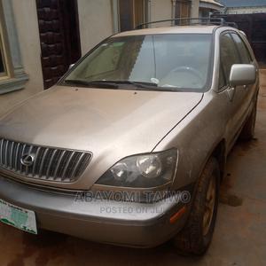 Lexus RX 2002 Gold | Cars for sale in Ogun State, Ado-Odo/Ota