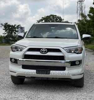 Toyota 4-Runner 2015 White | Cars for sale in Abuja (FCT) State, Central Business District