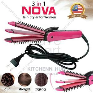 3 in 1 Hair Straightener   Tools & Accessories for sale in Abuja (FCT) State, Central Business Dis