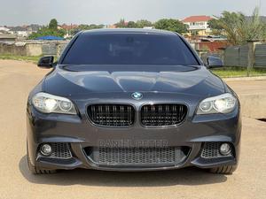 BMW 550i 2011 Black   Cars for sale in Abuja (FCT) State, Jahi