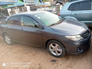 Toyota Corolla 2009 Black   Cars for sale in Lagos State, Ikorodu