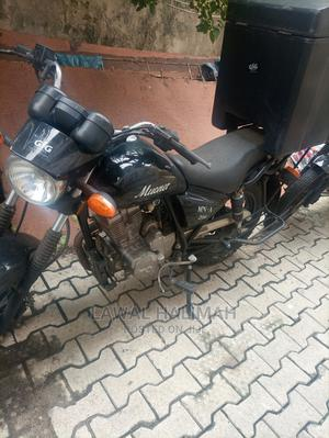 Motorcycle 2019 Black | Motorcycles & Scooters for sale in Lagos State, Ikeja