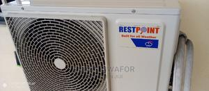 4 Months Used Restpoint 1HP SPLIT UNIT Air Conditioner RP- | Home Appliances for sale in Rivers State, Port-Harcourt