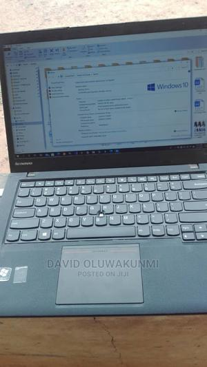 Laptop Lenovo ThinkPad T440s 8GB Intel Core I5 SSD 256GB | Laptops & Computers for sale in Kwara State, Ilorin West