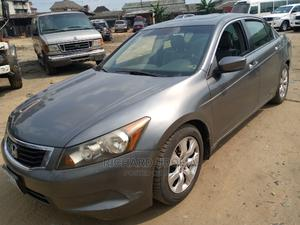 Honda Accord 2008 2.4 EX Automatic Gray | Cars for sale in Rivers State, Port-Harcourt