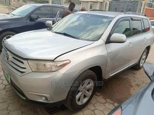 Toyota Highlander 2010 Silver   Cars for sale in Lagos State, Ajah
