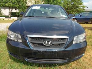 Hyundai Sonata 2008 2.4 Automatic Blue | Cars for sale in Lagos State, Amuwo-Odofin