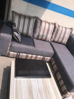 One Year Used 5 Seater Sofa | Furniture for sale in Rivers State, Port-Harcourt