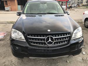 Mercedes-Benz M Class 2007 ML 350 4Matic Black   Cars for sale in Lagos State, Amuwo-Odofin