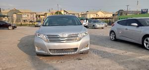 Toyota Venza 2010 V6 AWD Silver   Cars for sale in Lagos State, Ajah