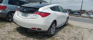 Acura ZDX 2011 Base AWD White | Cars for sale in Delta State, Warri