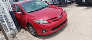 Toyota Corolla 2012 Red   Cars for sale in Delta State, Warri