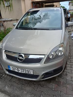 Opel Zafira 2007 1.6 Essentia Gray | Cars for sale in Lagos State, Amuwo-Odofin