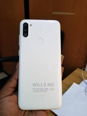 Samsung Galaxy A11 32 GB White | Mobile Phones for sale in Abuja (FCT) State, Maitama