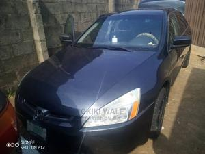 Honda Accord 2005 Blue | Cars for sale in Lagos State, Yaba