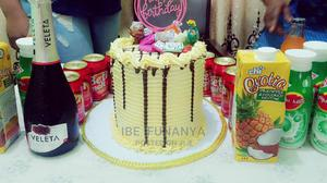 We Bake All Kinds of Cake, Meatpie, Chin Chin and Cupcakes. | Meals & Drinks for sale in Imo State, Owerri