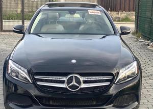 Mercedes-Benz C300 2015 Black   Cars for sale in Lagos State, Lekki