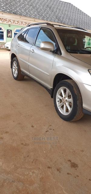 Lexus RX 2007 350 4x4 Gray | Cars for sale in Imo State, Owerri